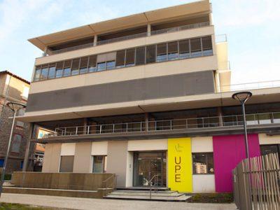 L'unité de psychiatrie de l'enfant, au CHU de Grenoble. © Direction de la communication - CHU Grenoble Alpes