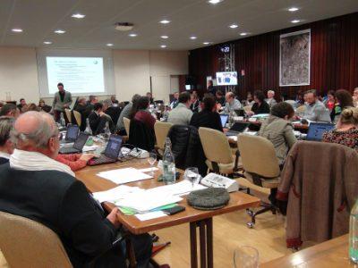 Vote du budget 2016 en conseil municipal. © Joël Kermabon - Place Gre'net