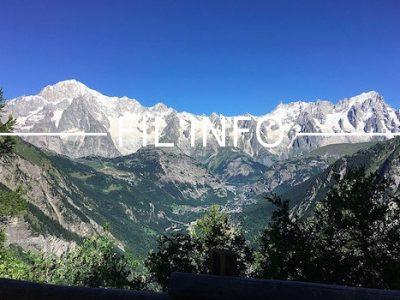Le conseil municipal de Chamonix engage une procédure de classement du massif du Mont-Blanc au patrimoine mondial de l'UNESCO. @ Wikimedia Commons - Xxgbi