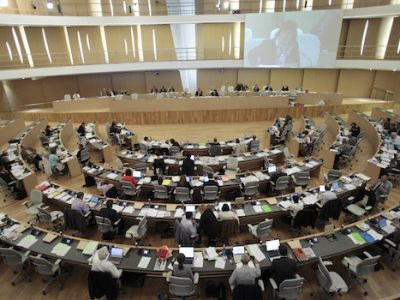 Les élus écologistes de la Région dénoncent les orientations sécuritaires impulsées par Laurent Wauquiez