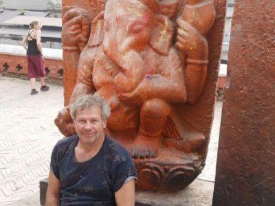 Jean-Michel Assalin, ambassadeur français du tourisme pour le Népal. © DR