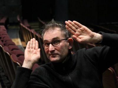 Jean-Claude Gallotta, directeur du CCN de Grenoble © Guy Delahaye