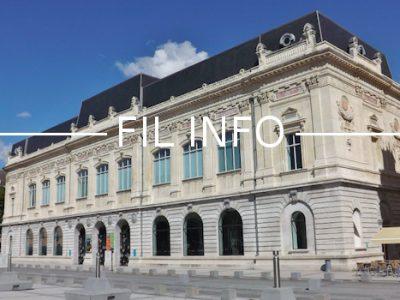Le Musée des beaux arts de Chambéry participe le 20 mai à la 13è Nuit des musées. @ Florian Pépellin - Wikimedia Commons