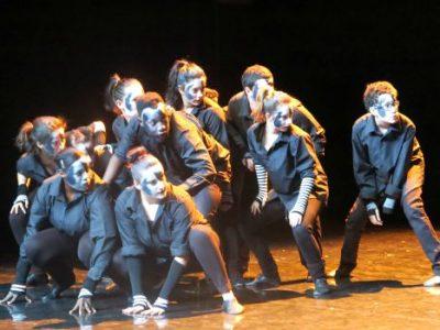 L'axe de création des jeunes du Théâtre Prémol travaille cette année sur le thème de l'esclavage. © Théâtre Prémol