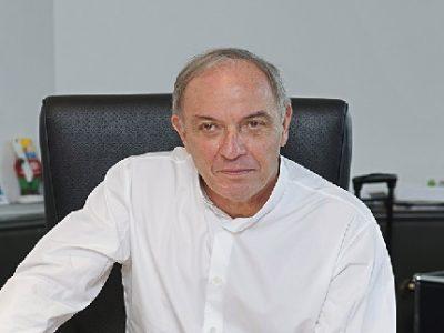 Jean Vaylet Président de la CCI de Grenoble