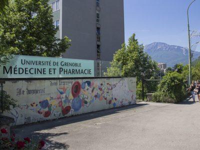 Université de Grenoble, Medecine et Pharmacie, La Tronche © Chloé Ponset - Place Gre'net