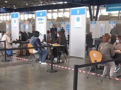 Une femme est soupçonnée d'avoir établi de fausses attestations de vaccinations anti-Covid au centre de vaccination d'Alpexpo à Grenoble.
