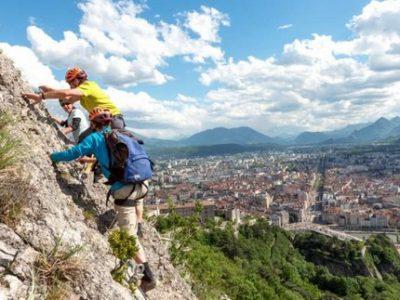 La Via Ferrata de Grenoble rouverte à partir du mercredi 20 mai