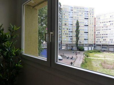 Vue appartement Arlequin UNE