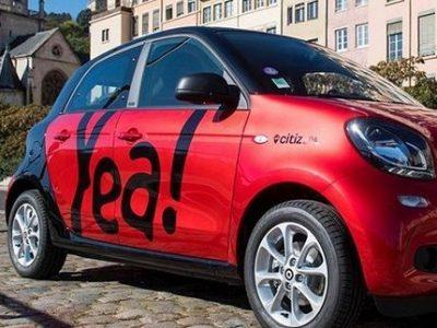 Le service de voitures en autopartage Yea! se déploie sur Chambéry et Annecy