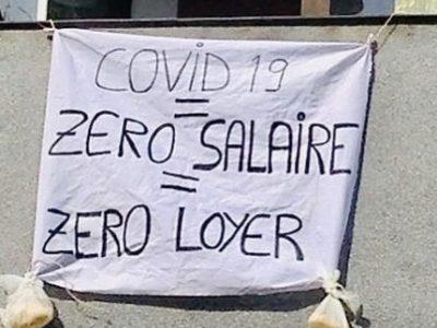 Zero salaire zero loyer - UNE