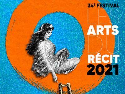 Affiche Festival des Arts du Récit 2021