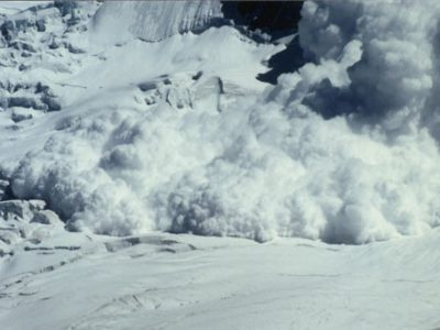 Risques d'avalanches