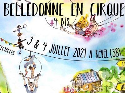 Belledonne en cirque