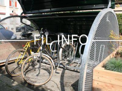 Les box à vélos de l'agglomération grenobloise seront exploités par Vélogik. La société, qui a remporté le marché de Métrovélo en 2015, continue sa route...