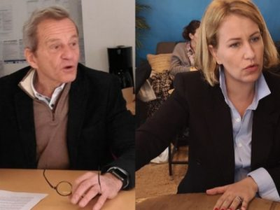 Les colistiers d'Alain Carignon répondent sèchement aux attaques d'Émilie Chalas