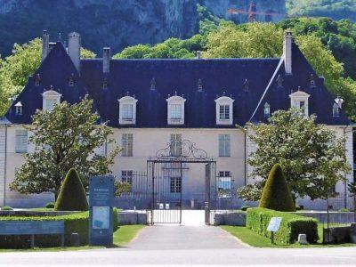 chateau de sassenage DR
