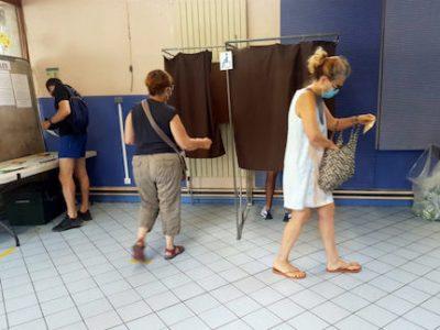 Le président sortant d'Auvergne Rhône-Alpes Laurent Wauquiez est le grand vainqueur avec l'abstention de ce second tour.