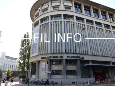 Depuis ce 7 mars, il est possible de restituer un ouvrage emprunté dans n'importe laquelle des douze bibliothèques municipales grâce à un système de navette