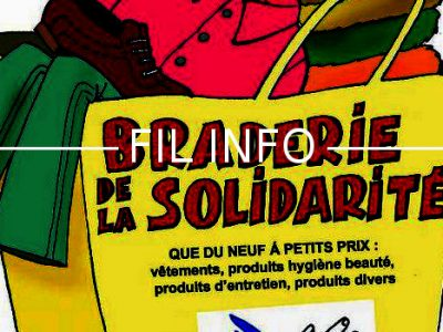 La salle des fêtes d'Eybens accueille les samedi 26 et dimanche 27 novembre une grande braderie solidaire en soutien au Secours populaire de l'Isère.