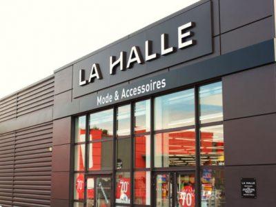 La Halle DR