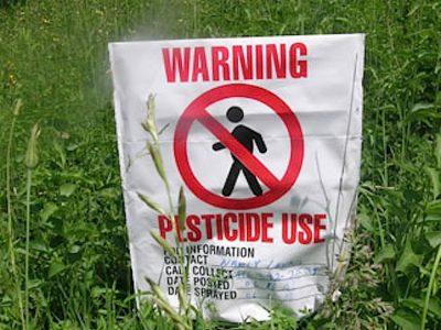 L'exposition aux pesticides double quasiment le risque de survenue de la maladie de Parkinson parmi les agriculteurs