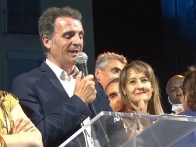 Soirée électorale placée sous le signe du vert à Grenoble