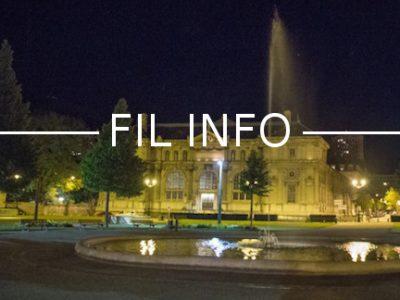 Deux bâtiments sur trois à Grenoble sont encore inutilement éclairés la nuit. Depuis 2013, un décret impose pourtant l'extinction des feux.