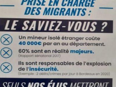 Le Printemps isérois saisit les procureurs de l'Isère suite à un tract du RN sur les mineurs isolés