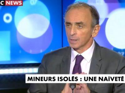 Porter plainte contre Éric Zemmour? Jean-Pierre Barbier moque