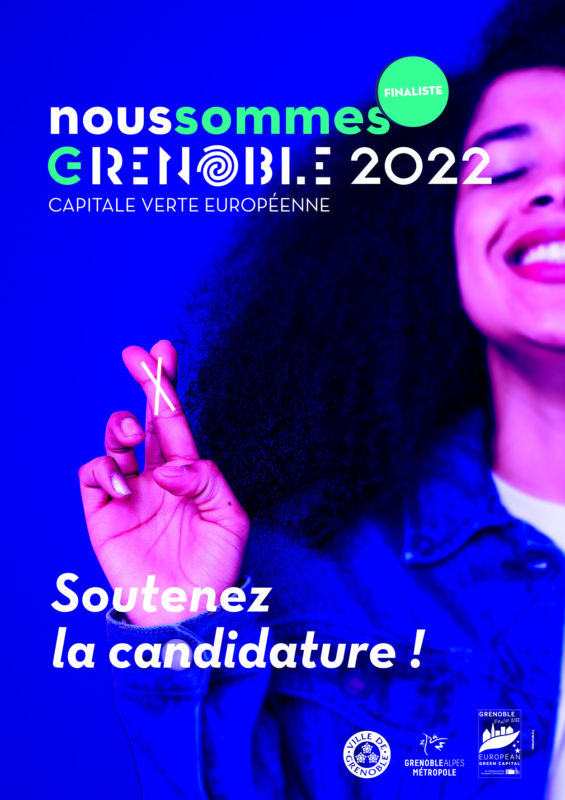 Grenoble 2022, Capitale verte européenne