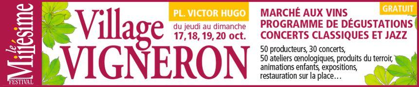 Festival oenologique et musical Le Millésime à Grenoble du 5 au 20 octobre 2019