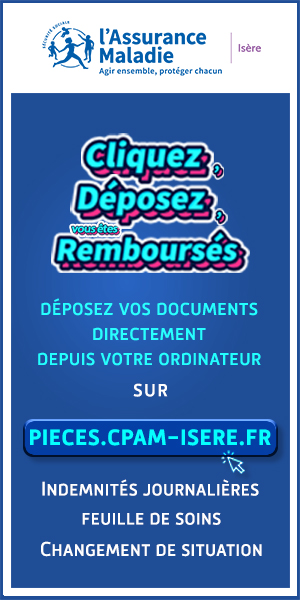 CPAM - Services en ligne