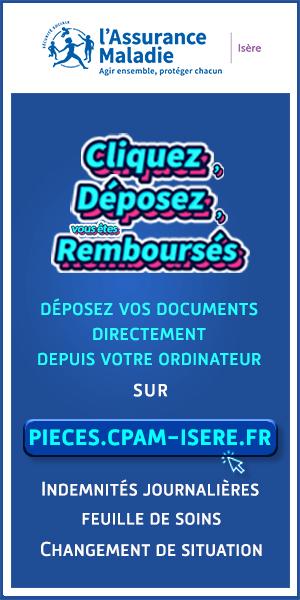 CPAM - Services en ligne
