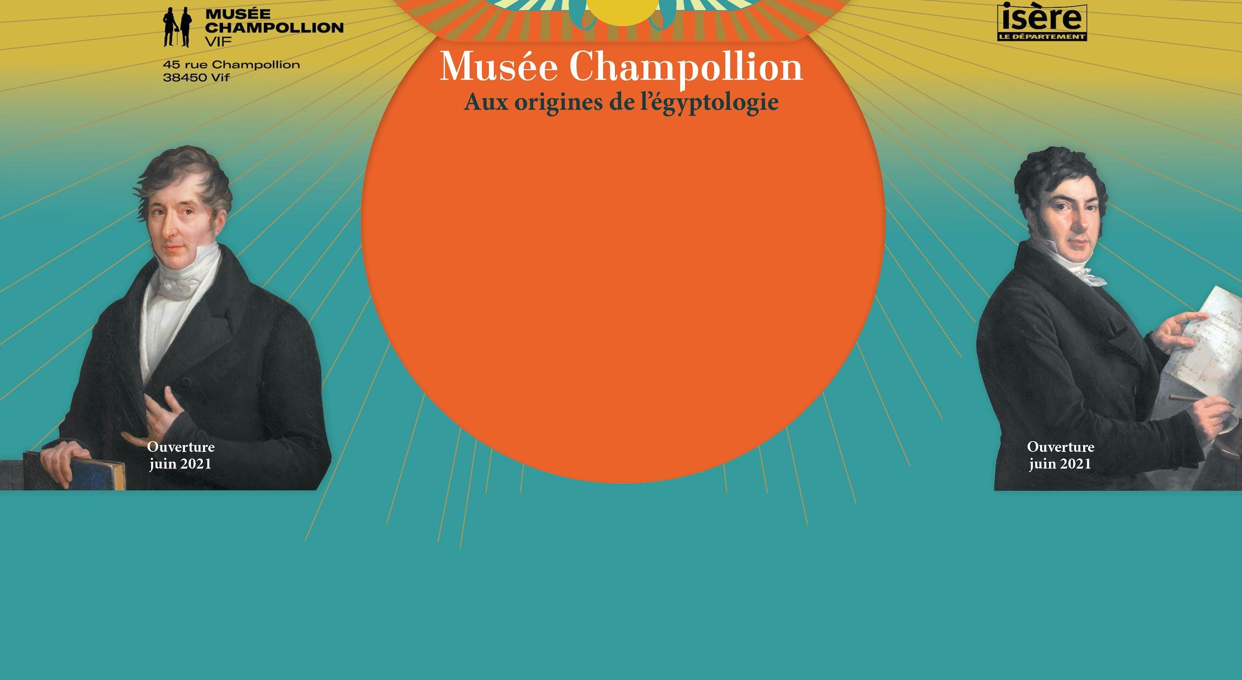 Ouverture Musée Champollion