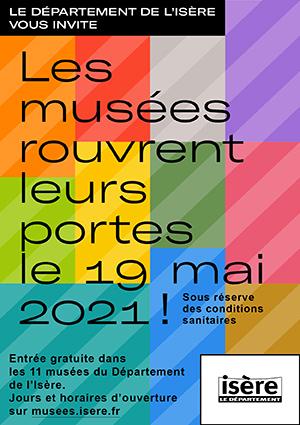 Réouverture des musées